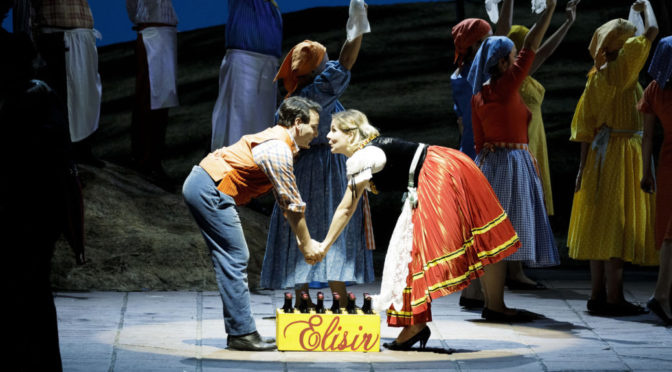 L'Elisir d'amore tra tradizione e musical