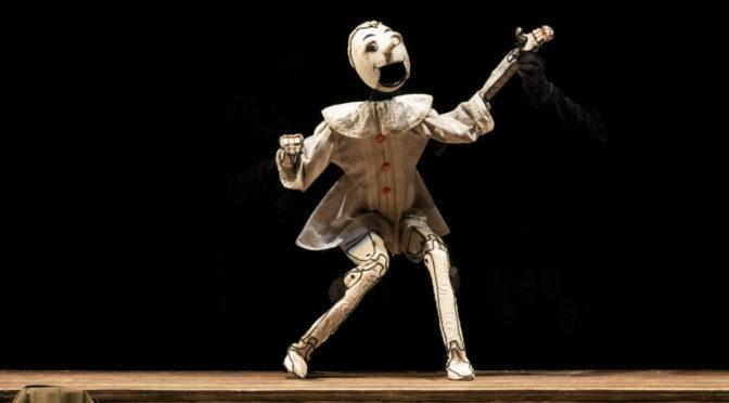 Pinocchio al Teatro Regio: intervista al regista Luca Valentino