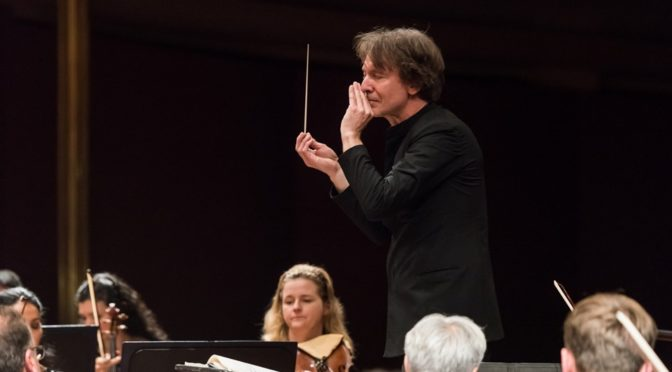Mendelssohn e Bruckner diretti da Marc Albrecht