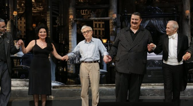 Woody Allen alla Scala