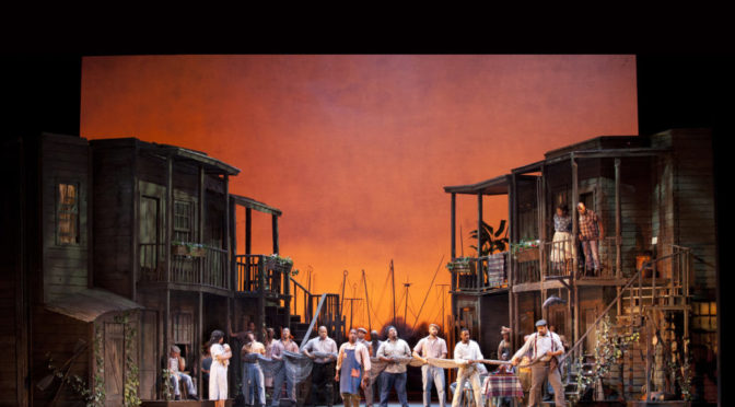 Porgy and Bess al Teatro Regio