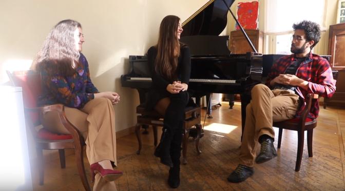 VIDEOINTERVISTA: Studenti del Conservatorio G. Verdi di Torino