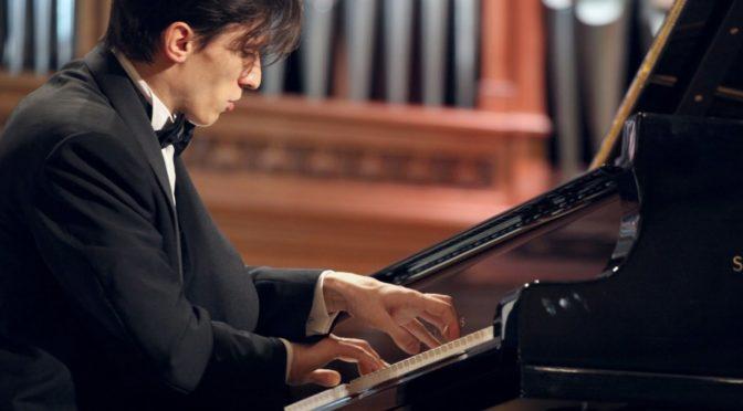 Inaugurazione Unione Musicale: Alexander Romanovsky