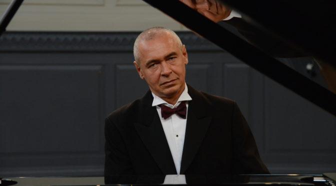 Ivo Pogorelich all'Unione Musicale
