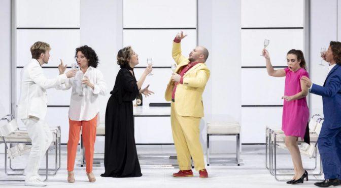 """""""Il matrimonio segreto"""" di Cimarosa al Teatro Regio"""