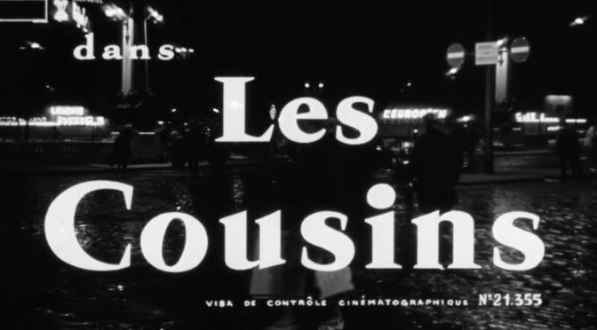 "#PLAYITSAM : ""Les Cousins"" di Claude Chabrol"