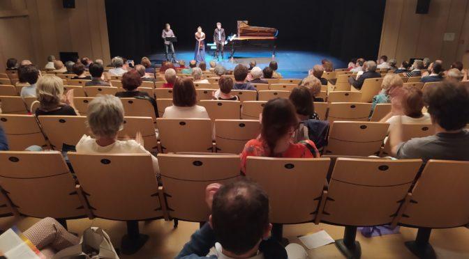 Camera d'Estate: Ripartire con Schubert