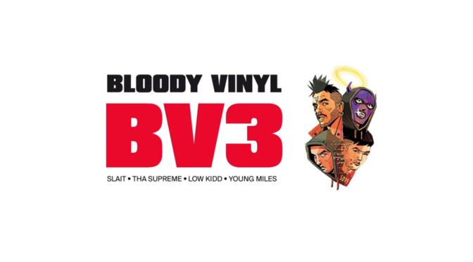 Bloody Vinyl 3: chi ha paura della machete?