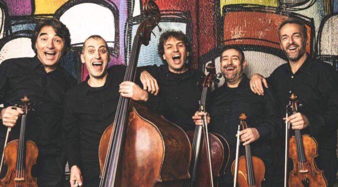 Il Quintetto Bislacco e il penultimo Concerto della storia dell'umanità