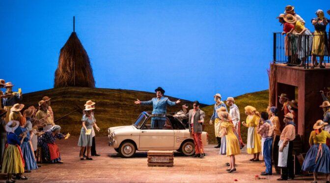 Un Elisir d'amore a distanza al Teatro Regio